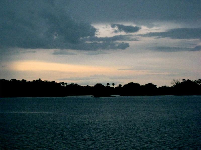 ジンバブエ(ザンベジ川)