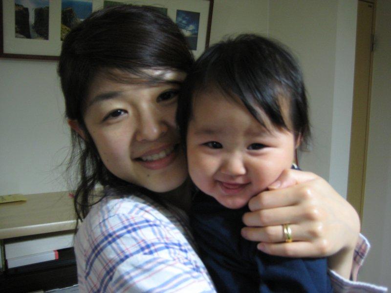 ママ、お誕生日おめでとう!!!