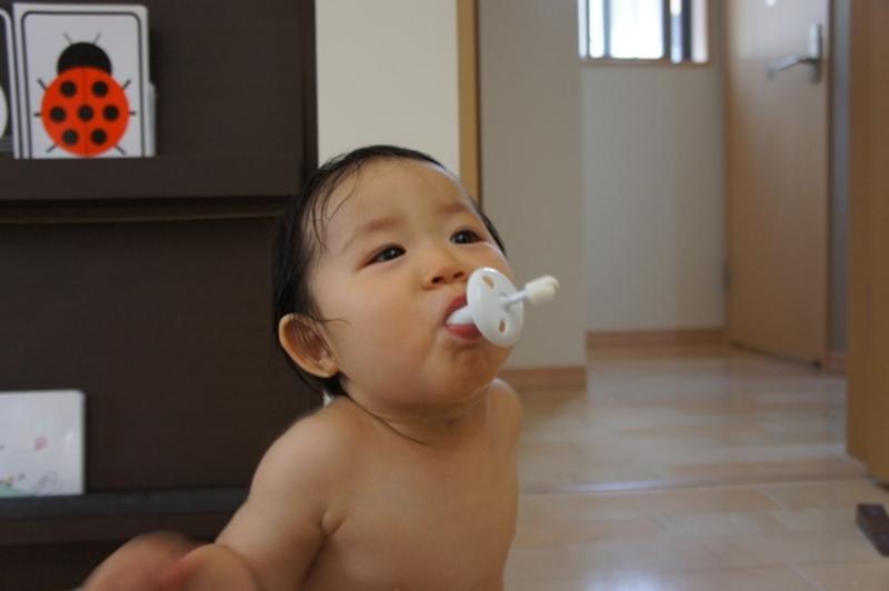 風呂あがりの歯磨き