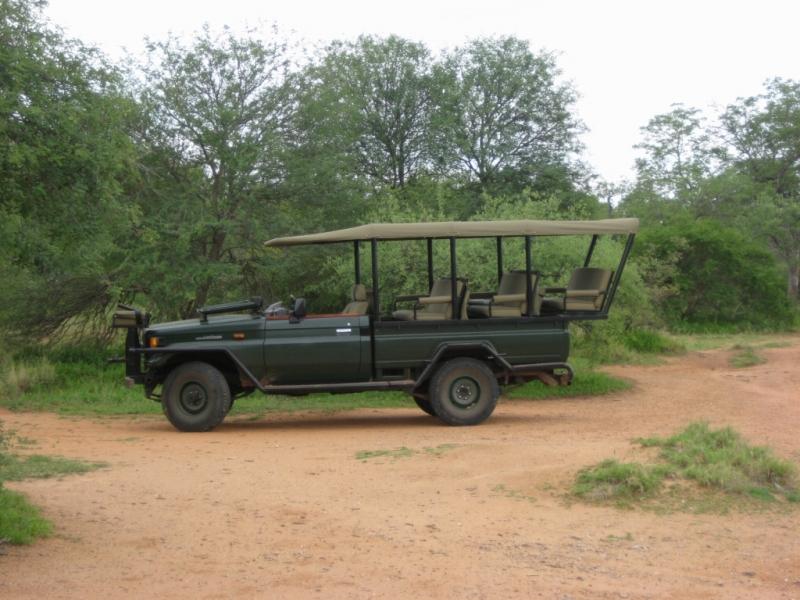 南アフリカ(クルーガーの市営保護区)その2