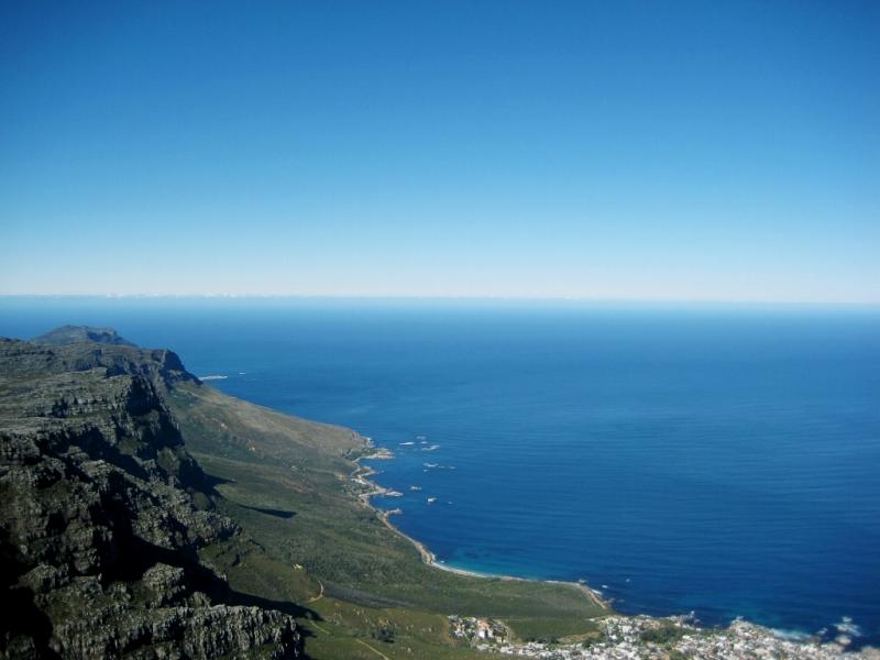 南アフリカ(テーブルマウンテン)